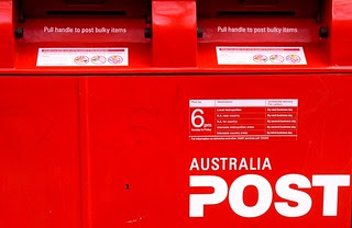 Australia post #dailyshoot #Adelaide