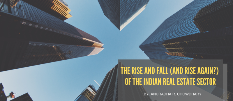 A timeline of the Indian real estate sector over the last ...