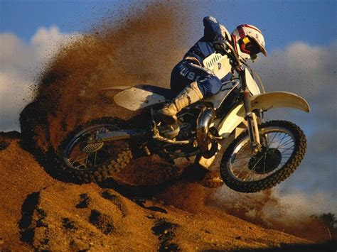FULL WALLPAPER: Dirt bike wallpaper