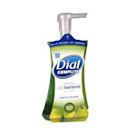 Dial Complete Antibacterial Foaming Hand Wash With Lotion, Fresh Pear - 7.5 Oz