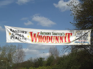Oxford Canal - Banbury - sign - Whodunnit