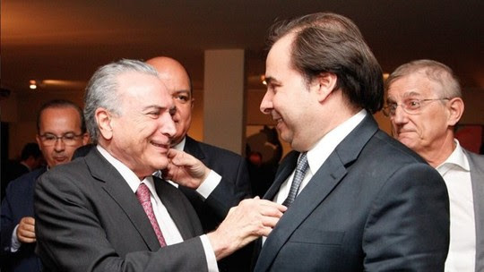 Foto: (Reprodução/Twitter do Palácio do Planalto)