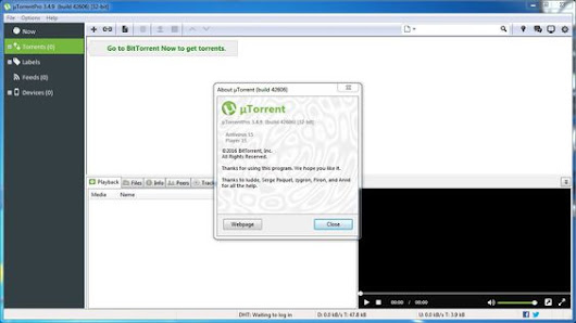 µTorrent Pro Latest Version Free Download