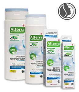 Alterra-Produkte mit Nachtkerze