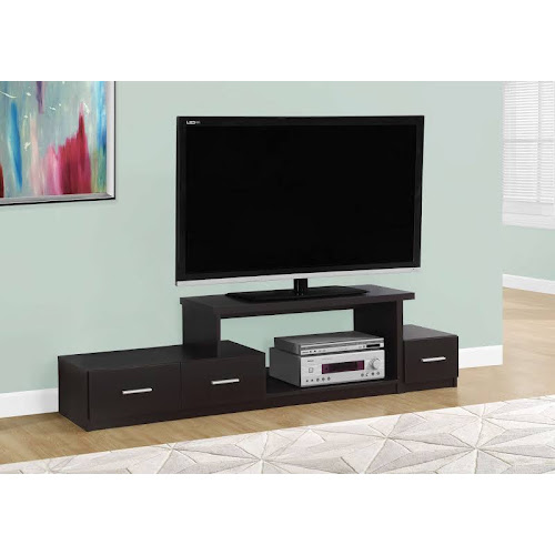72 inch tv stand 72 inch Cappuccino TV Stand   Google Express 72 inch tv stand