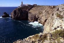 LUGAR PREFERIDO: Cabo de São Vicente, Algarve