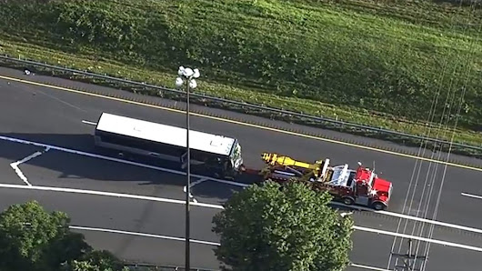 Hotline Available for Victims of Greyhound Bus Crash in Maryland