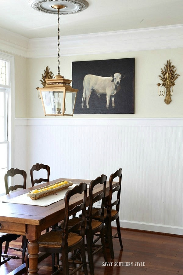 French Country Breakfast Room | Savvy Southern Style