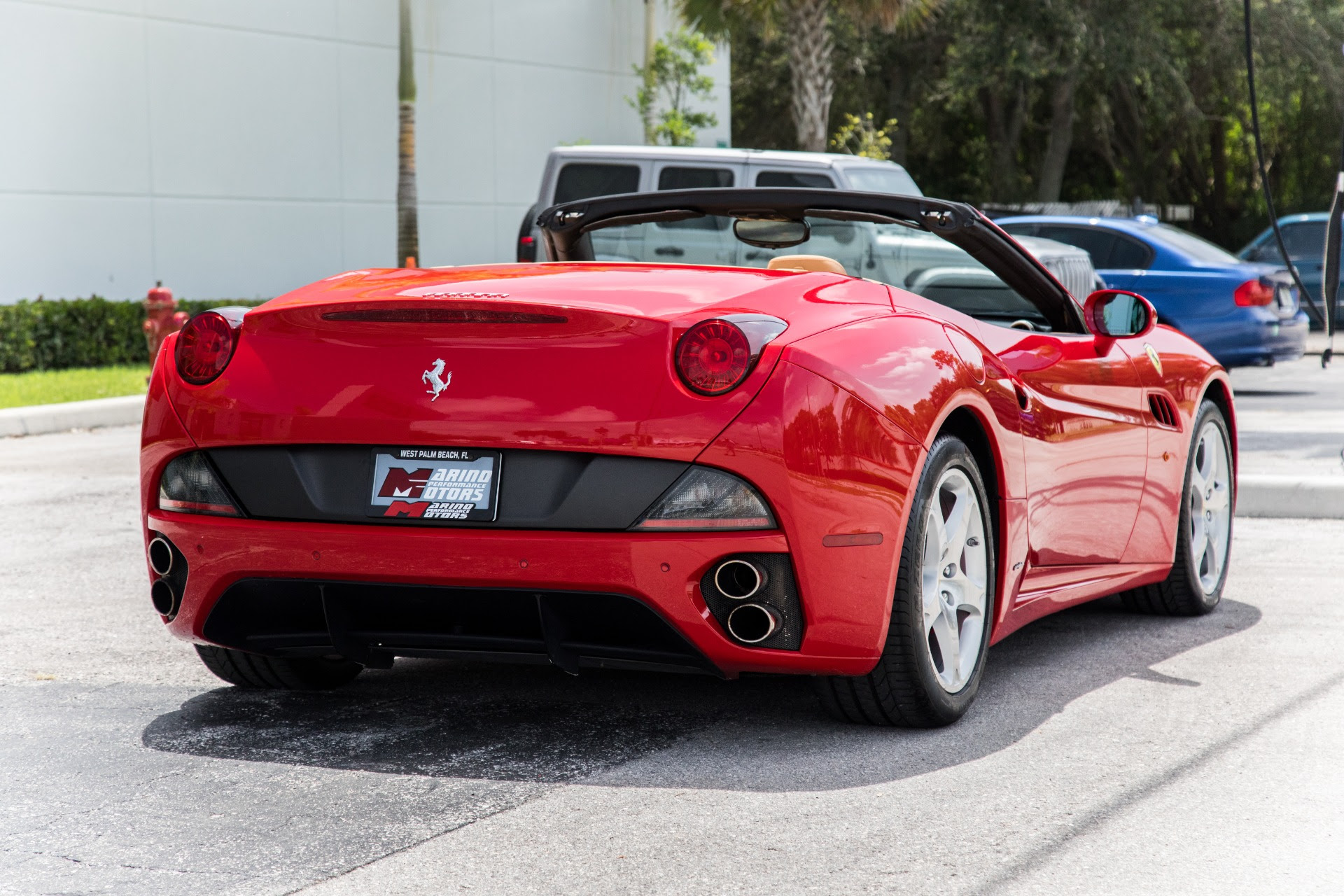 Used 2009 Ferrari California For Sale ($94,900) | Marino ...