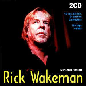 rick wakeman mp collection mp  kbps cdr discogs