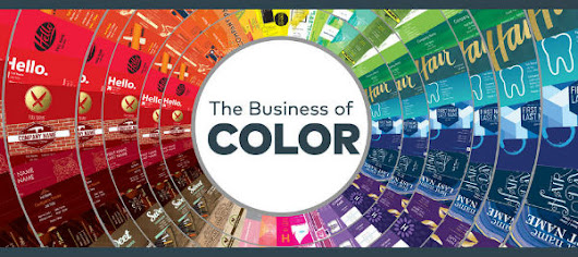 Digital Marketing News: F500 Are Visual, LinkedIn on Top, Business of Color