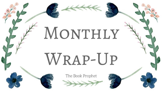 November Monthly Wrap-Up // holiday season is here & not participating in nanowrimo