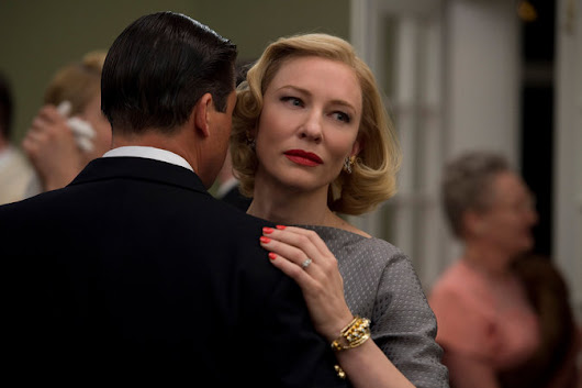 Five Golden Globe Nominations for 'Carol' and a Nod to DiCaprio