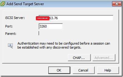 Add target