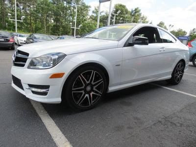 Buy used FACTORY CERTIFIED! 2013 Mercedes-Benz C250 Coupe ...