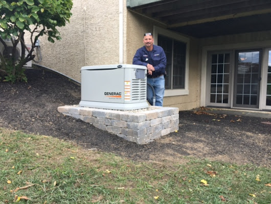 Southern Chester County Electric  » Blog Archive   » Be Prepared With A Professionally Installed Generator System