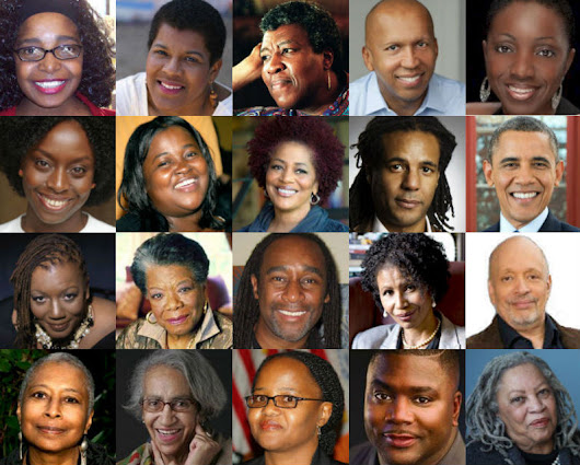 AALBC.com's 50 Favorite African-American Authors of the 21st Century
