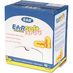 3M - E·A·Rsoft Blasts Earplugs, Uncorded, Foam, Yellow