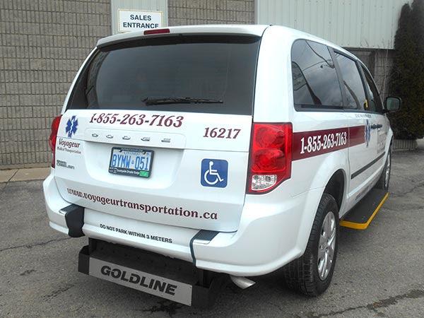 Commercial Wheelchair Accessible Vans Van Conversions