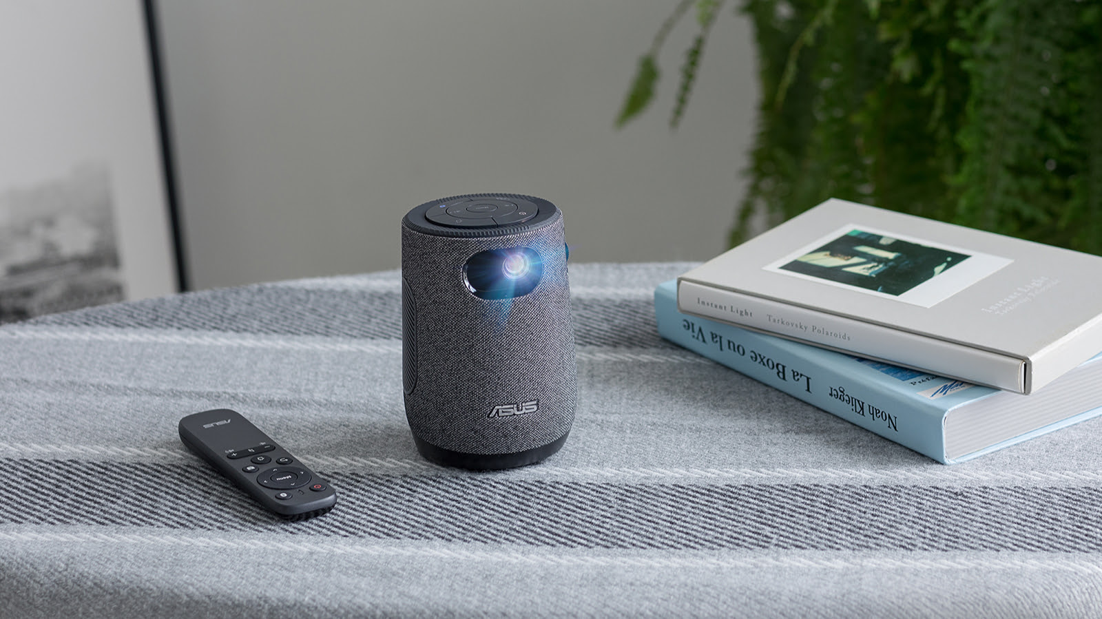 CES 2021: The ASUS ZenBeam Latte is a coffee cup-sized portable projector