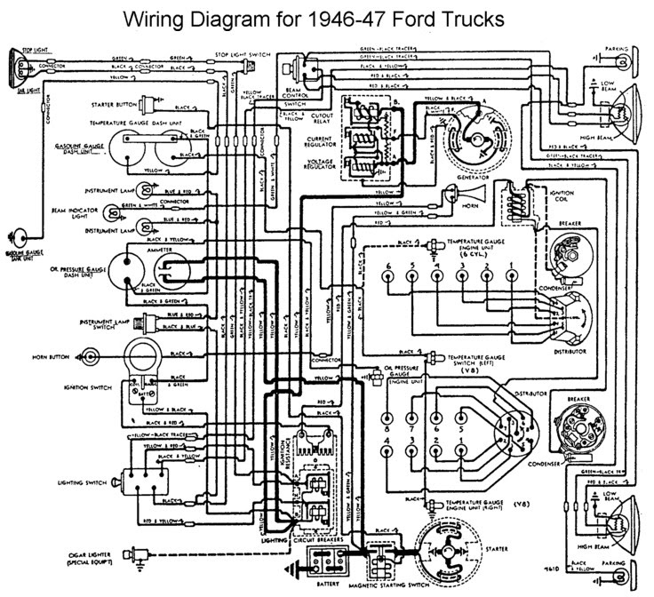 1946 Ford Wiring Diagram Wiring Diagrams Auto Pack Pack Moskitofree It
