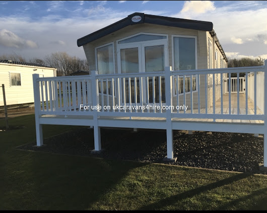 For Hire - Pet Friendly Static Caravan on Haggerston Castle