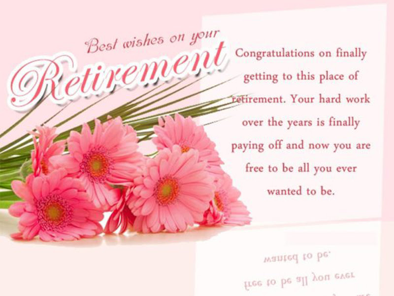 Retirement Wishes For Colleagues Farewell Messages Wishesmsg