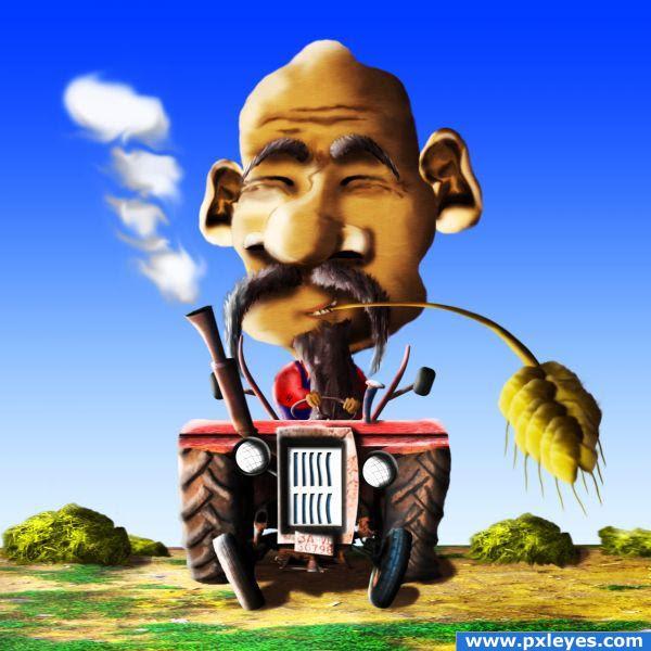 Image result for funny farmer