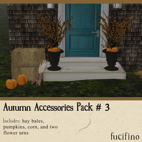 fucifino.autumn accessories pack #3 for Moody Mondays