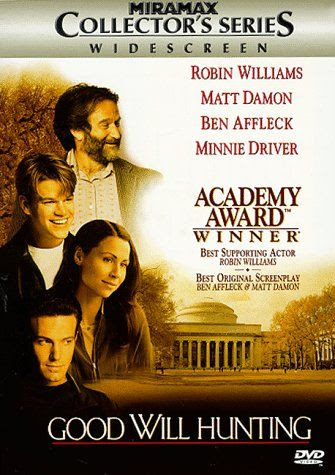 Image result for good will hunting movie poster