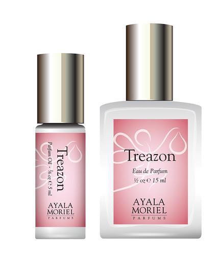Treazon by Ayala Moriel