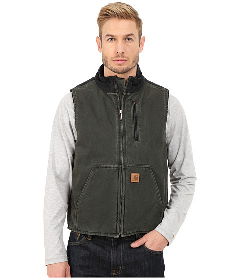 Men's sizes mock men womenu0027s lined sherpa neck carhartt sandstone vest road glenelg charlotte