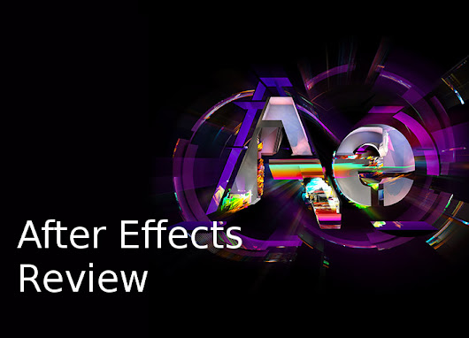 After Effects review
