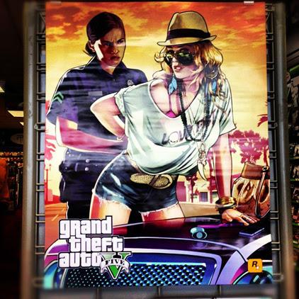 GTA V - imagem retirada do site www.allgamesbeta.com