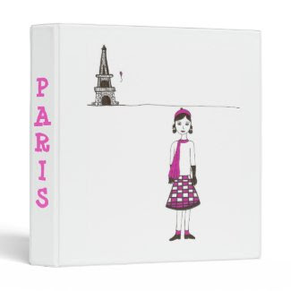 PARIS BINDER