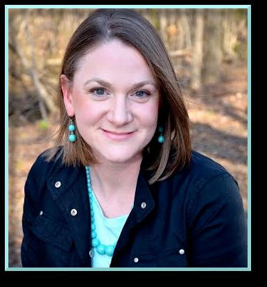 Headshot for author Marnee Blake.