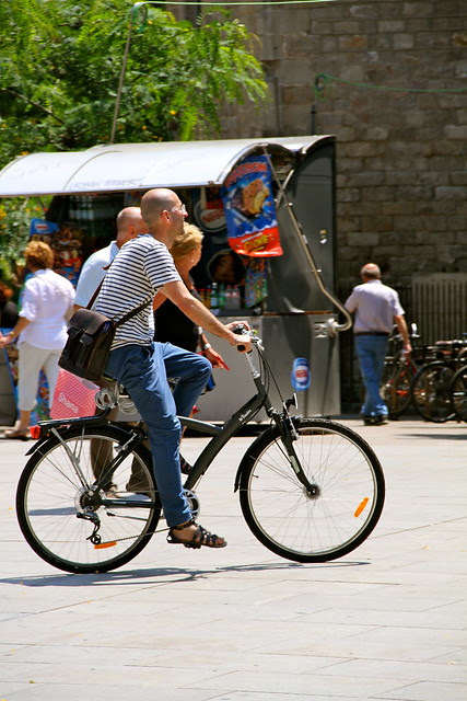 Barcelona Bike 5127