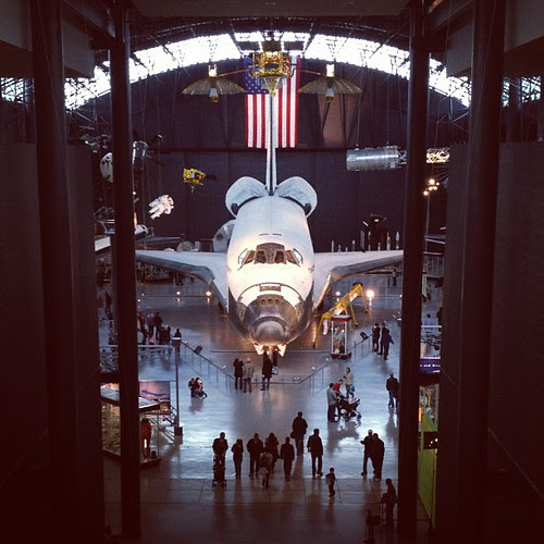 Space shuttle. Day_006