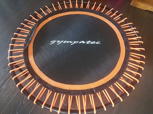 Gympatec Minitrampolin Fitness Power im Test |