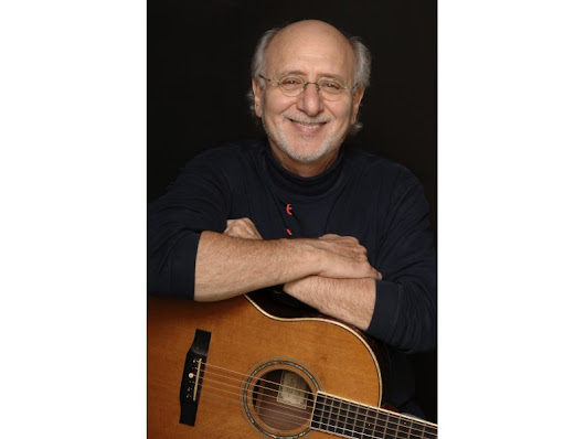 Peter Yarrow of Peter, Paul, and Mary Speaking Thursday Oct....