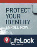 LifeLock Identity Theft Prevention - Save 10%