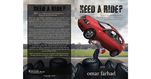 (NEED A RIDE? #1) by Omar Farhad — Reviews, Discussion, Bookclubs, Lists