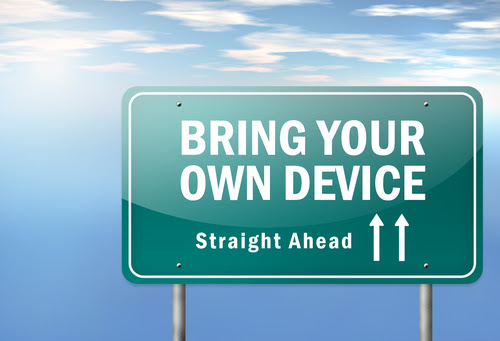 "BYOD for ELD = ""Bring Your Own Disaster"""