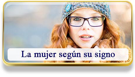 La mujer segun su signo
