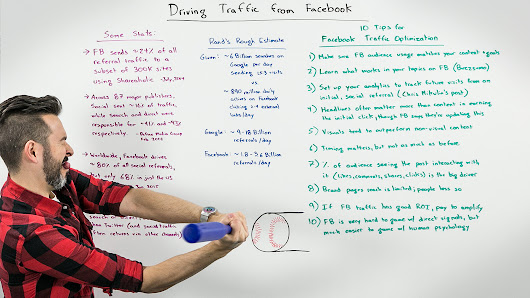Driving Traffic from Facebook - Whiteboard Friday