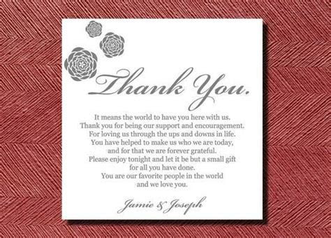wedding thank you note template   Wedding Ideas   Thank