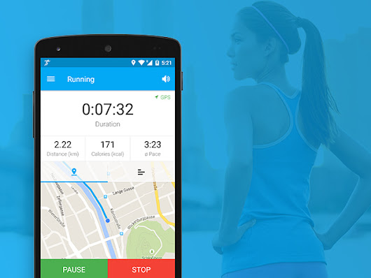 Kick Your Fitness into High Gear by Tracking Your Activity & Workouts on Your Android!