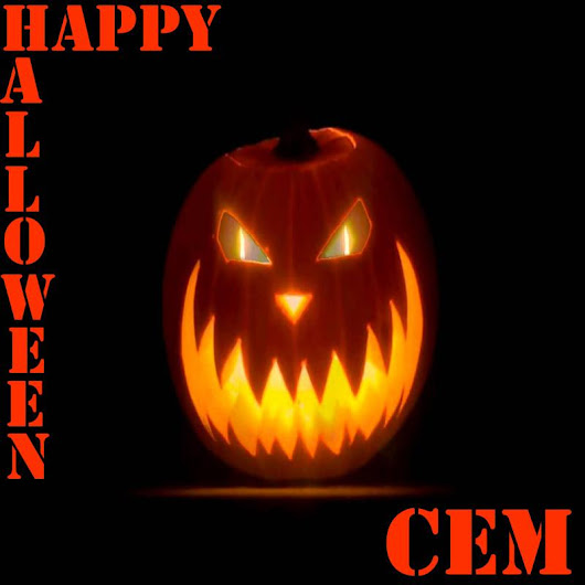 Happy Halloween by CEM distributed by DistroKid and live on Spotify