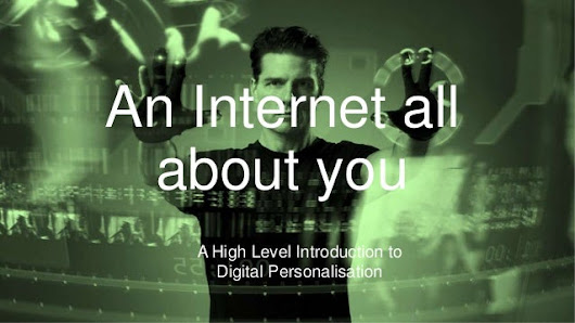 An Internet All About You