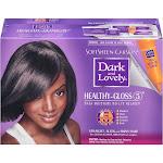 Dark and Lovely Healthy Gloss 5 Shea Moisture Hair Relaxer Kit